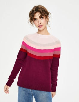 Mulled Wine Helena Sweater