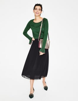 Amazon Green  Lavinia Jumper