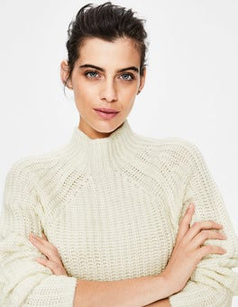 Ivory Isabella Sweater