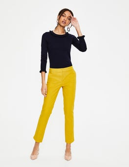 Hot Mustard Richmond 7/8 Pants