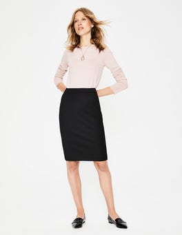 Black Claremont Skirt