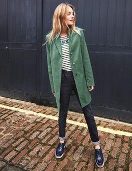 Blyford Velvet Coat