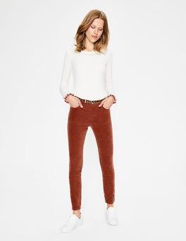 Conker Velvet Soho Skinny Jeans