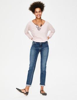 Mid Vintage Cavendish Girlfriend Jeans
