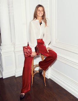 Selwood Velvet Trousers