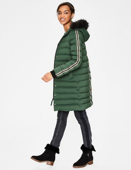 Pine Tree Brecon Puffer Coat