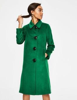 Amazon Green Conwy Coat