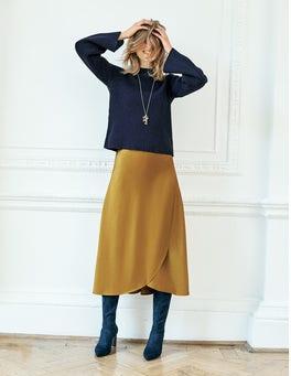 Epsom Midi Skirt