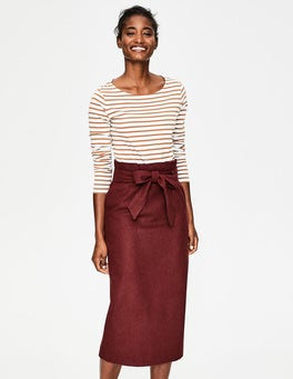 Conker Rosemoor Paperbag Skirt