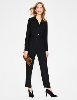 Black Zada Jumpsuit