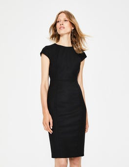 Black Claremont Dress