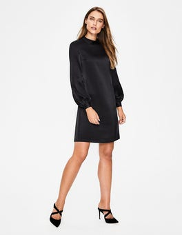Black Christobel Dress