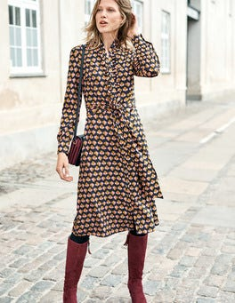 Clover Shirt Dress