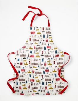 London Scene Fun Apron