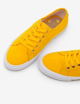 Happy Canvas Sneakers