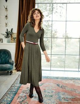 Coraline Jersey Midi Dress