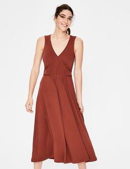Conker Elina Jersey Midi Dress