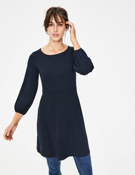 Navy Lucie Jersey Tunic