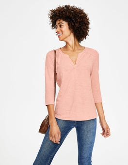 Chalky Pink The Cotton Notch Tee