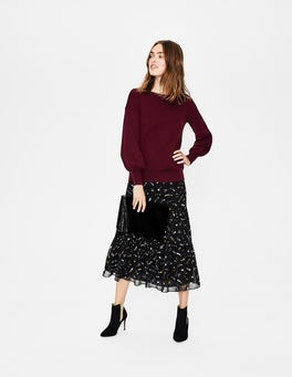 Mulled Wine Muriel Sweater