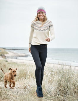 Agnes Fair Isle Sweater