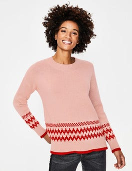 Milkshake Theodora Fair Isle Sweater
