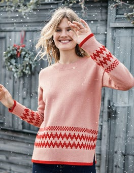 Theodora Fair Isle Sweater