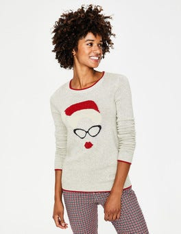 Mother Christmas Christmas Sweater