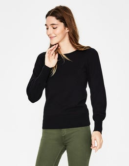 Black Antonia Jumper