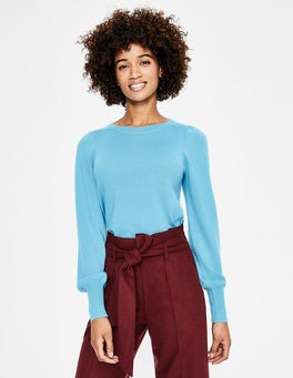 Heron Blue Antonia Sweater
