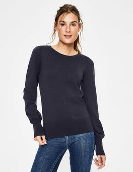 Navy Antonia Jumper