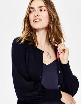 Navy Alice Cardigan