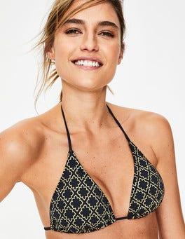 Haut de bikini avec liens