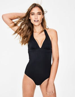 Black Formentera Swimsuit