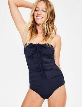Navy Sardinia Swimsuit