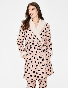 Milkshake Spot Cosy Dressing Gown