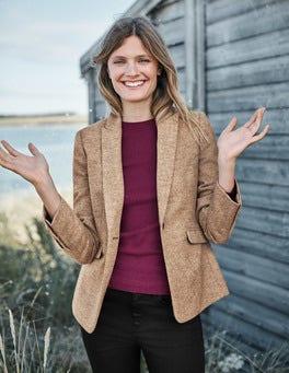 Bath British Tweed Blazer
