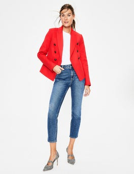 Red Pop Addlestone Blazer