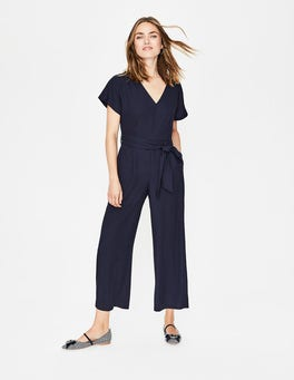 Navy Romilly Jumpsuit