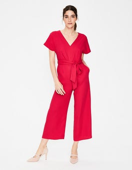Dark Rose Romilly Jumpsuit