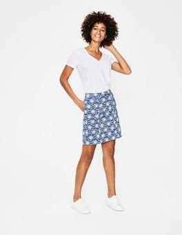 Cobalt, Starry Wave Helena Chino Skirt