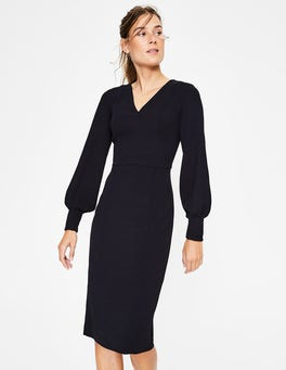 Black Hannah Dress