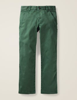Safari Green Chino Pants