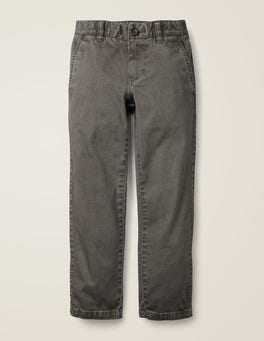 Night Owl Grey Chino Trousers