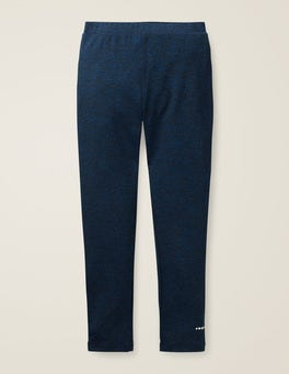 College Blue Athletic Long Johns