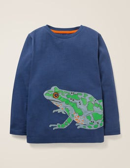 Starboard Blue Frog Awesome Animal T-shirt