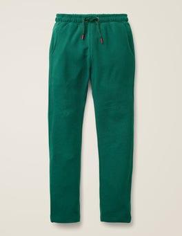 Emerald Green Essential Joggers