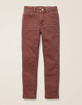Jean skinny coloré