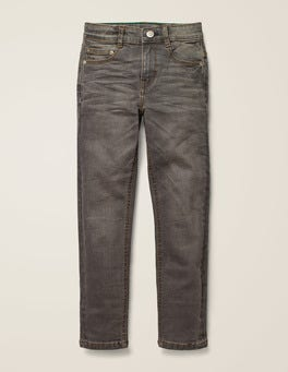 Grey Vintage Coloured Skinny Jeans