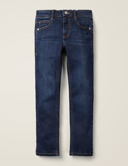 Dark Vintage Adventure-flex Slim Jeans